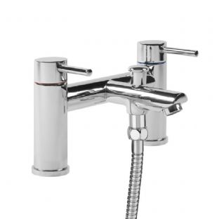 Tavistock - Lift Bath Shower Mixer & Handset (TCM42)